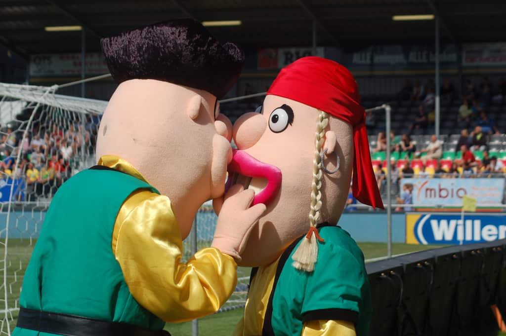 KV Ostende - LOSC. Crédit photo : Florian SOUDAIN