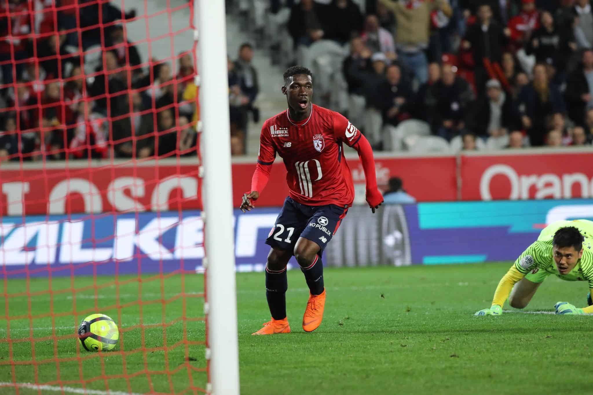 Galtier maintient la pression — Lille