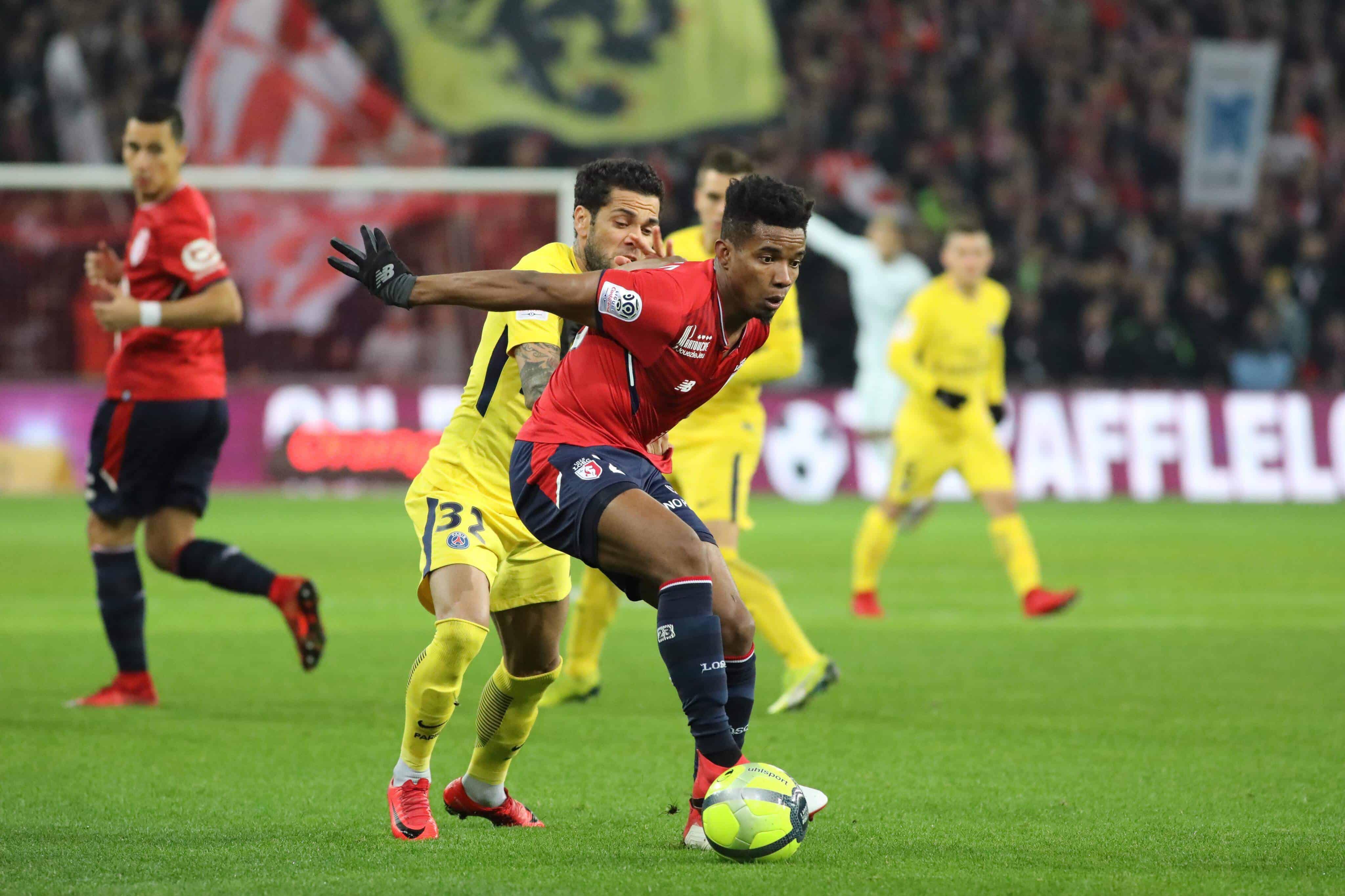 Lille/PSG pourrait être avancé au vendredi soir