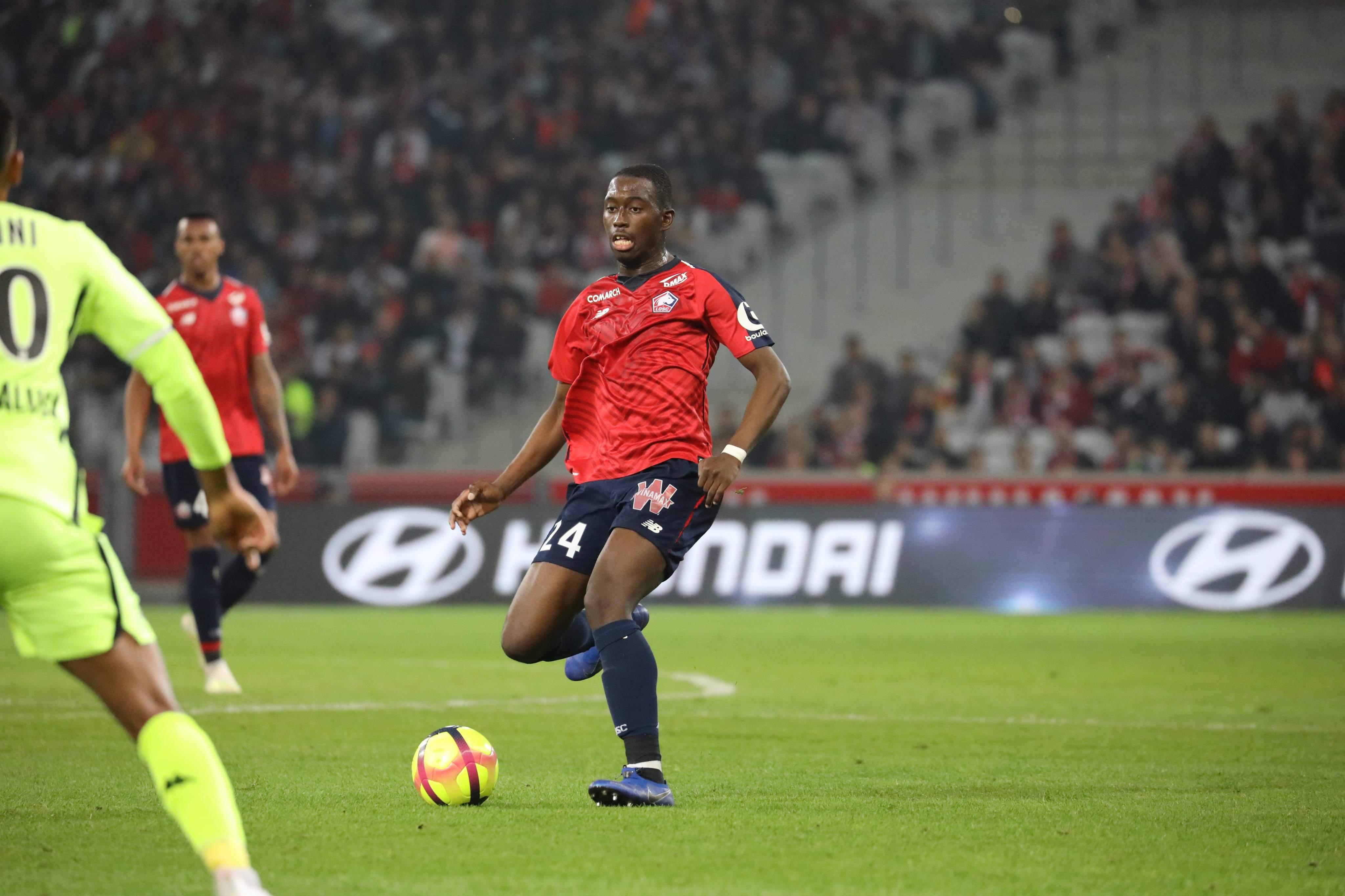 Mercato - Boubakary Soumaré repousse une grosse offre des Wolves